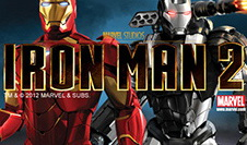 Popular Playtech slots iron man II